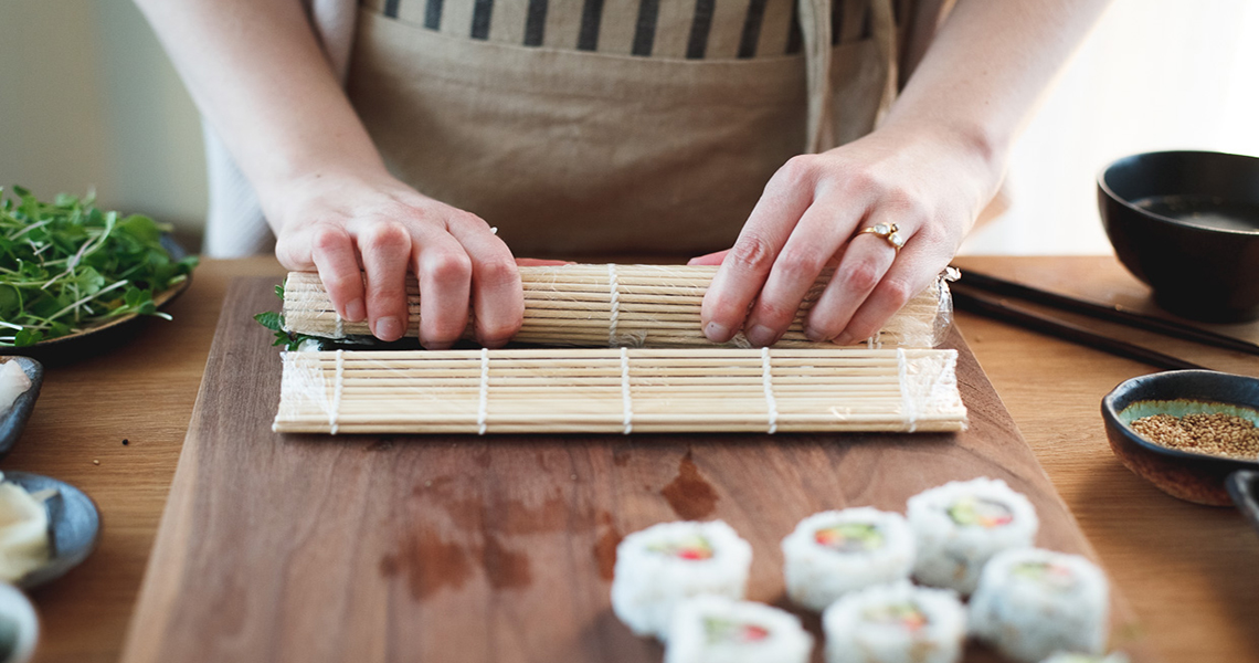 Sushi Making Party--Create Your Very Own Sushi